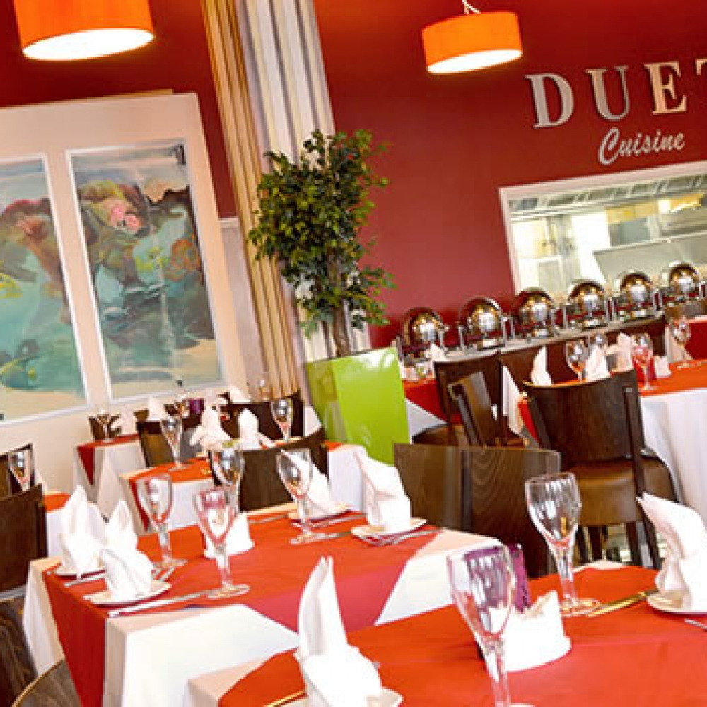 Duet Cuisine Indian Cuisine and Italian Cuisine in Birmingham